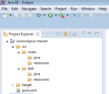 Eclipse Maven Project