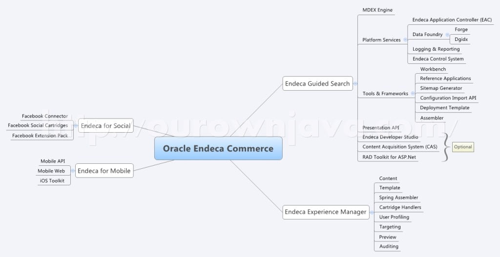 Oracle Endeca Commerce Overview